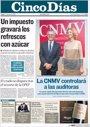 Foto: Las portadas de los periódicos económicos de hoy, jueves 1 de diciembre