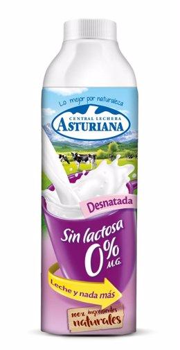 Central Lechera Asturiana Leche sin lactosa