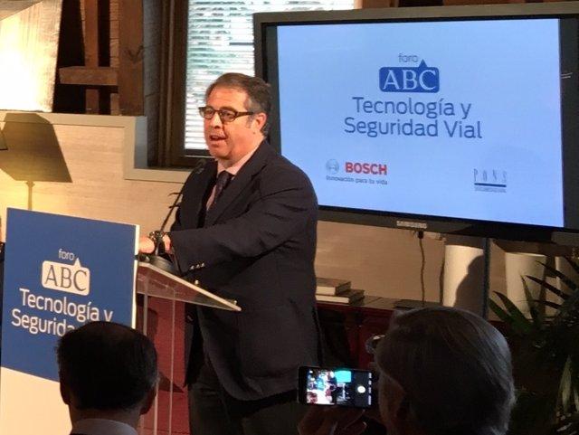 El nuevo director de la Dirección General de Tráfico (DGT), Gregorio Serrano