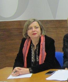 La primera teniente de Alcalde de Oviedo, Ana Taboada.
