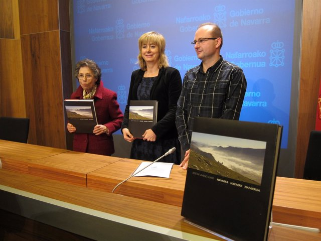 Ana Ollo y Roldán Jimeno presentan el libro homenaje a José María Jimeno Jurío