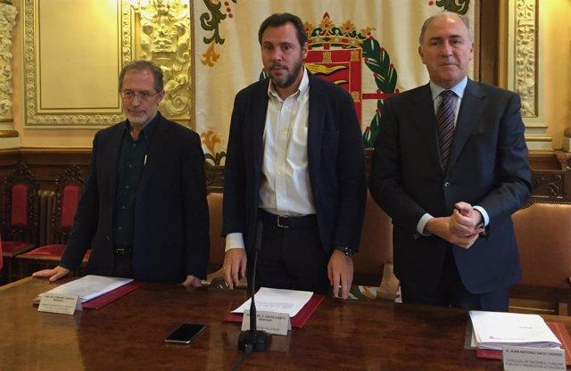 Presentación del Presupuesto del Ayuntamiento de Valladolid para 2017
