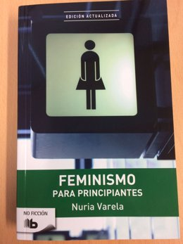 Imagen del libro que ha entregado Podemos a Cifuentes