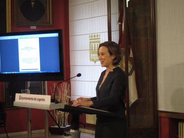 Gamarra da cuenta de los Presupuestos definitivos para 2017