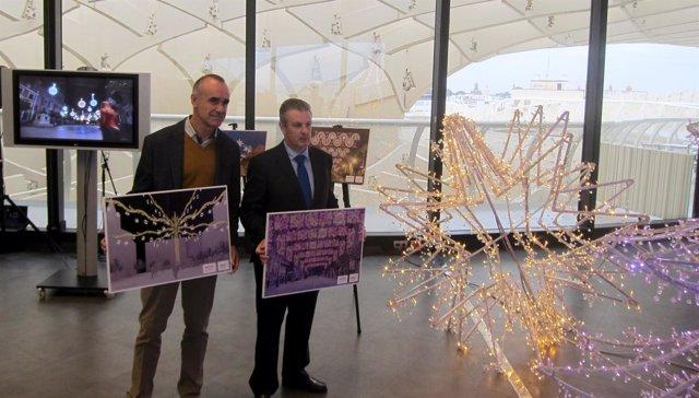 Presentación de la iluminación navideña 2017