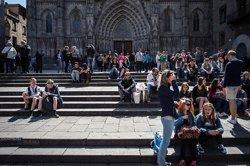Turisme de Barcelona impulsa un programa per afavorir un model sostenible (DAVID RAMOS)
