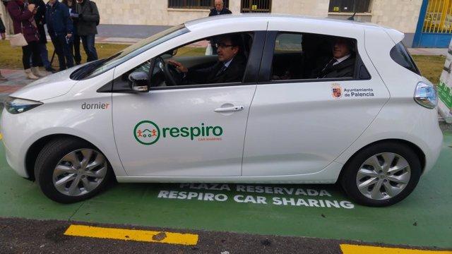 Presentación del sistema Car Sharing