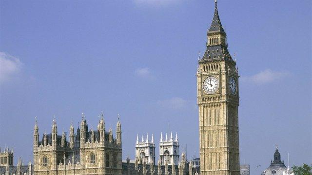 Reloj Big Ben En Londres