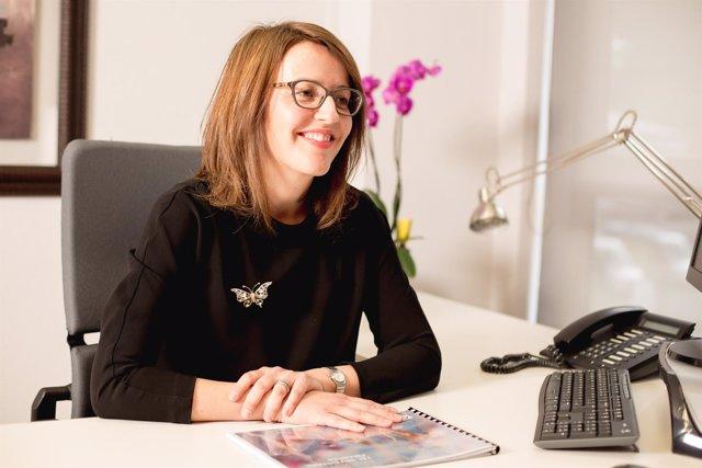 Esther Puigcercós, directora general de ABA