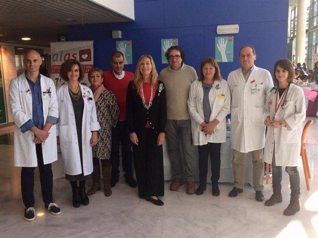 Día Mundial de la Lucha contra el Sida, en Baleares