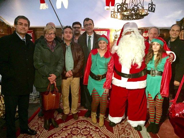Actividades con motivo de la Navidad de la mano de los comerciantes de El Carmen