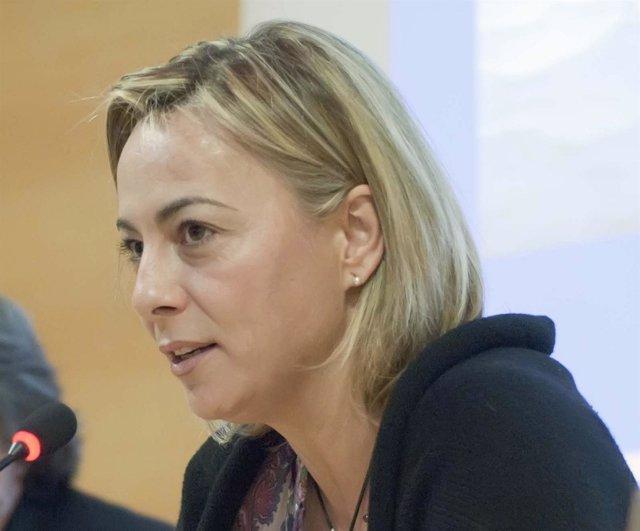 Sonia Castedo en imagen de archvio