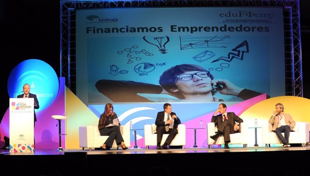 Unicaja Banco Día de la Personas Emprendedora en Marbella