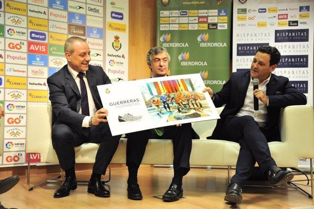 Iberdrola e Hispanitas, patrocinadores de la Fedración Española de Balonmano