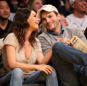 Mila Kunis da a luz a su segundo hijo con Ashton Kutcher