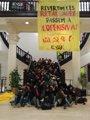Los Mossos desalojan a los estudiantes encerrados en la Secretaría de Universidades para protestar