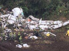 L'avió del Chapecoense no havia de sortir de l'aeroport de Viru Viru (EUROPA PRESS)