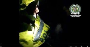 Primeras imágenes del rescate del técnico que sobrevivió al accidente del...