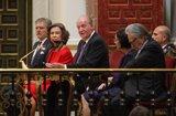Los Reyes Juan Carlos y Sofía coincidirán el lunes en su primer acto oficial en seis meses
