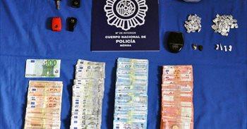 Desmantelado un clan familiar dedicado venta de heroína en Mérida