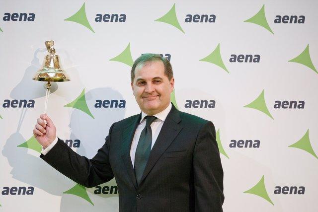De la Serna confirma a José Manuel Vargas como presidente de Aena