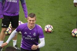 El Reial Madrid viatja a Barcelona amb els 19 disponibles de la primera plantilla (EUROPA PRESS)
