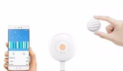 Xiaomi presenta Lunar, un 'gadget' que es fica entre els llençols per mesurar la qualitat de la son (XIAOMI)