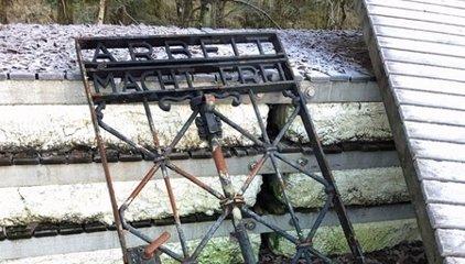 Encuentran en Noruega la puerta de entrada al campo nazi de Dachau que había sido robada