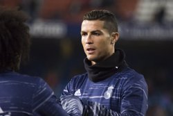 Cristiano Ronaldo hauria eludit més de 60 milions en impostos en un paradís fiscal (EUROPA PRESS)