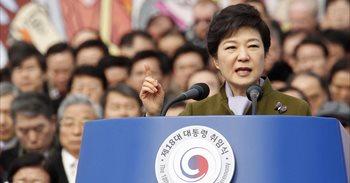 La oposición de Corea del Sur inicia los trámites para someter a Park a...