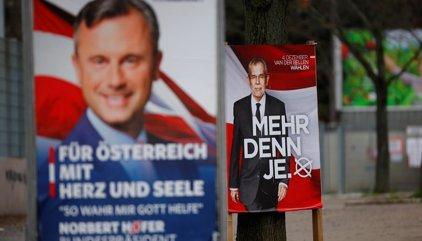Presidenciales en Austria: un catedrático hijo de refugiados contra un populista proarmas