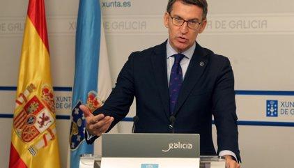 Feijóo y sus conselleiros se suben el sueldo un 7% en 2017