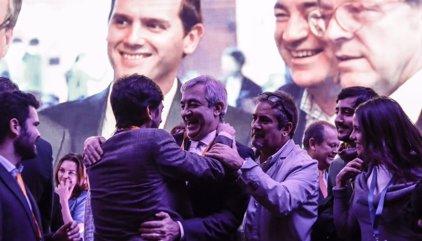 Luis Garicano (C's), elegido vicepresidente del partido de la Alianza de Liberales y Demócratas por Europa