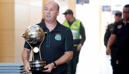 El Chapecoense confirma que será declarado campeón de la Copa Sudamericana