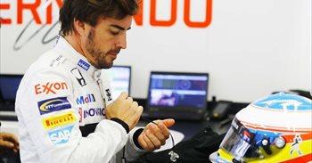 """Alonso: """"Estamos concentrados en ser campeones algún día"""""""
