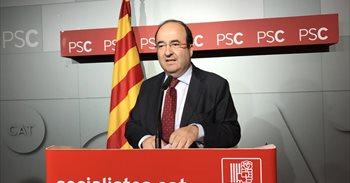 Ximo Puig y Miquel Iceta mantienen una reunión de trabajo este lunes en...