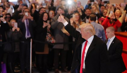 Trump anuncia impuestos adicionales a compañías estadounidenses que antepongan sus intereses en el extranjero