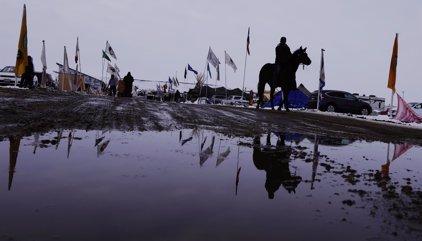 El Gobierno de EEUU decreta la búsqueda de una ruta alternativa al polémico oleoducto Dakota Access