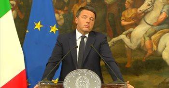 Matteo Renzi presentará su dimisión como primer ministro de Italia