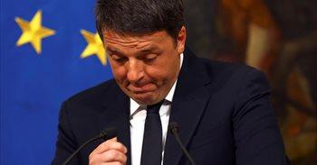 """Renzi: """"La experiencia de mi Gobierno se acaba aquí"""""""