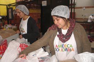 ¿Cómo trabajan los voluntarios en Iberoamérica?