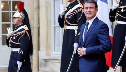 Valls anunciará este lunes su candidatura a la Presidencia de Francia