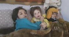 Desapareix de Twitter el perfil de Bana, la nena siriana que relata la guerra des d'Alep (TWITTER/ALABEDBANA)