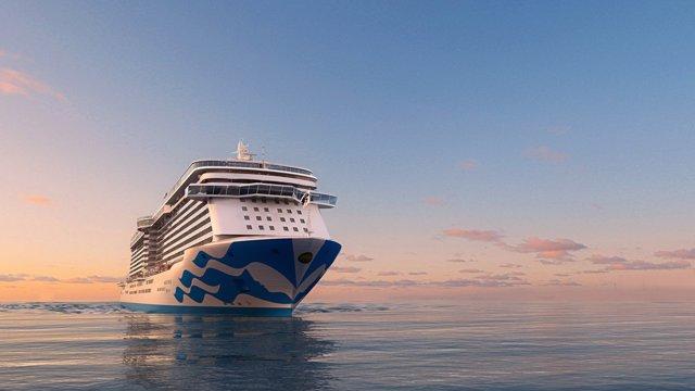 Np Princess Cruises Inicia La Construcción De Un Nuevo Barco Para La Clase Royal