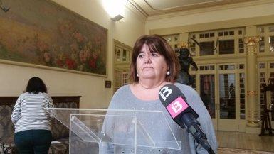 Podem expulsa la presidenta del Parlament balear, Xelo Huertas, per afavorir un company (EUROPA PRESS)