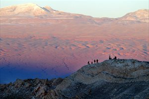 Chile es elegido como el mejor destino turístico para ir de aventura