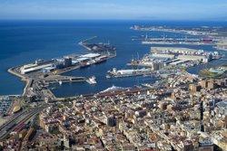 El Port de Tarragona creix un 11% a l'octubre, la millor dada des del 2006 (XAVI JURIO/PUERTO DE TARRAGONA )