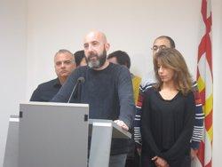 La CUP de Barcelona exigeix no recórrer la sentència per fer indefinits treballadors a BTV (EUROPA PRESS)