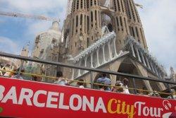 Turisme de Barcelona dóna invitacions per al bus turístic a la fundació El Somni dels Nens (EUROPA PRESS)