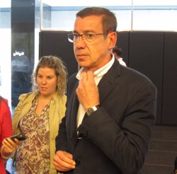El substitut de Rita Barberá prendrà possessió del càrrec en el pròxim ple del Senat (EUROPA PRESS)
